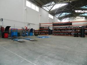 Instalaciones de Mercarueda - Mayorista de Neumáticos