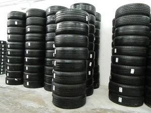 Neumáticos usados al pormayor