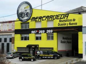 Mercarueda - Neumáticos de Ocasion